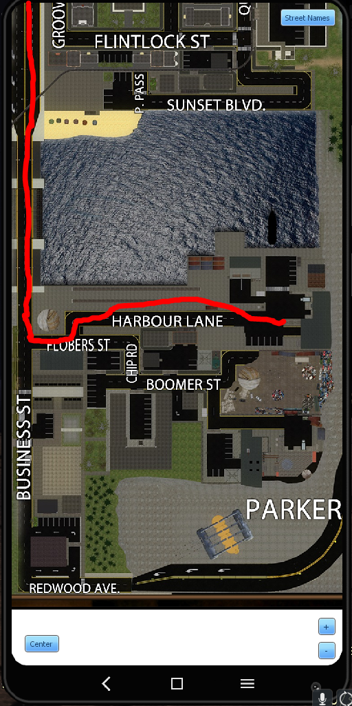 Courier Location